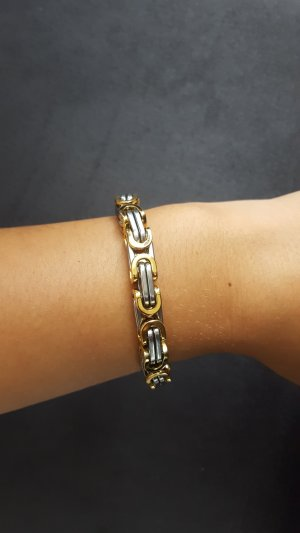 Sehr cooles Armband Gold/Silber