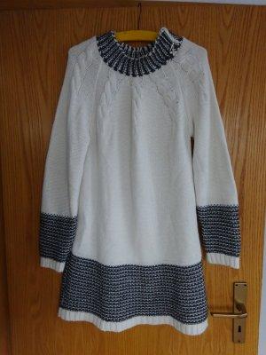 Sehr dicker herrlich weicher 100%Cashmere Pullover/Kleid 38