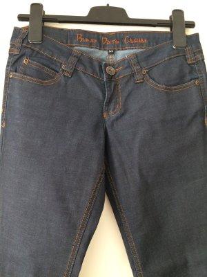 Sehr dünne Jeanshose in Denim