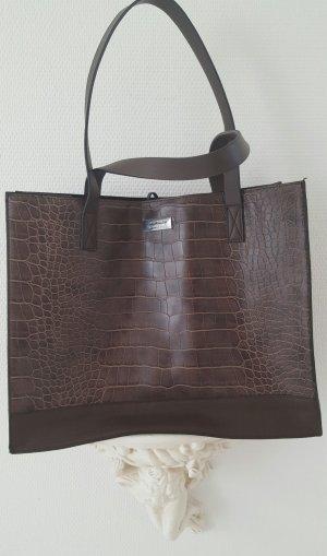 ♚ Sehr edle Tasche im Kroko-Design ♚