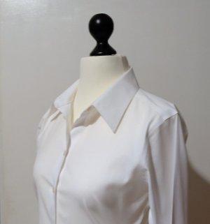 Sehr edle weiße Bluse Gr.S Eddie Bauer