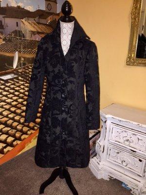 sehr edler Desigual Mantel mit Samt
