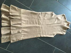 Nioi Vestito di lana marrone chiaro-marrone-grigio