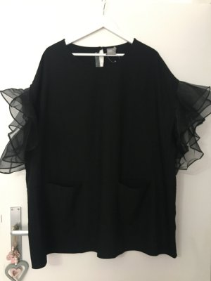 asos curve T-Shirt black