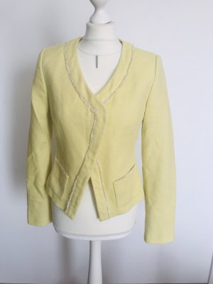 Esprit Tweed Blazer primrose