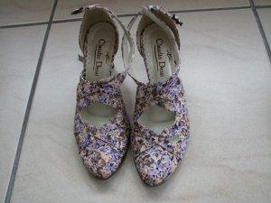 Sehr elegante Schuhe, Pumps von Claudio Dessi, Gr. 38