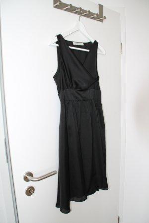 Sehr elegantes Abendkleid mit leicht-transparentem Rückenteil von Zara Größe S