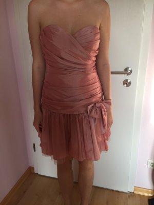 Sehr elegantes Rosafarbiges Kleid, Abschlussballkleid