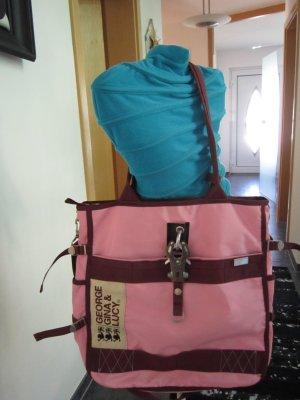 George Gina & Lucy Handbag bordeaux-pink
