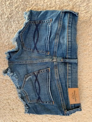Abercrombie & Fitch Denim Shorts multicolored