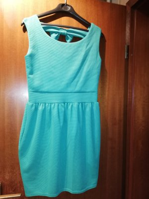 Midi Dress turquoise