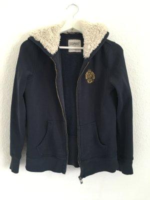 Sehr hochwertige Esprit Jacke mit Fellkapuze