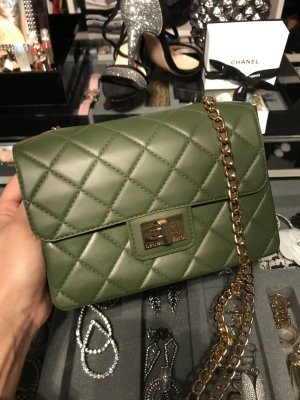 Shoulder Bag dark green-forest green