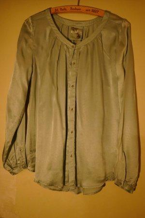 Sehr schicke Bluse aus Seide von IVI Collection, Größe 34