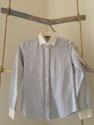 Sehr schicke Bluse - gestreift von Montego - 34