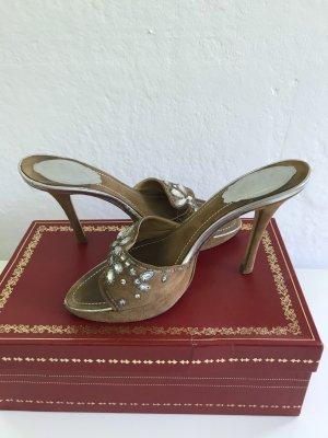 Sehr schicke Schuhe von René Caovilla Gr. 37