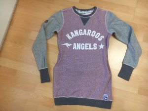 Kangaroos Long Sweater lilac