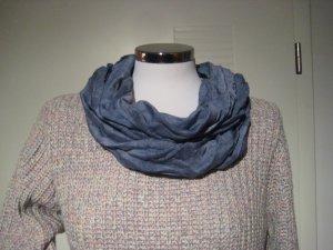 Liberty Écharpe bleuet tissu mixte