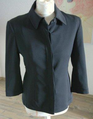 sehr schicker schwarzer Blazer Gr. 34-36 von Esprit Collection 3/4 Arm