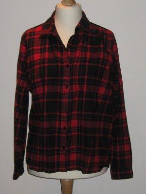 Sehr schöne Bluse / Hemd von LTB XL dünner Flanell  Karo