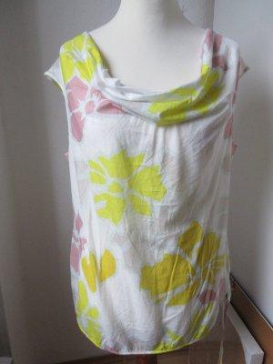 Hess Natur Waterval shirt veelkleurig Katoen