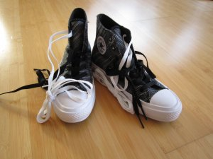 Sehr schöne Converse Schuhe Hi- Chucks