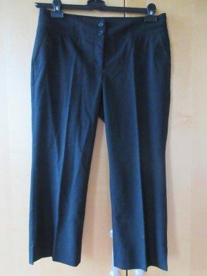 Cambio Pantalone culotte nero Tessuto misto