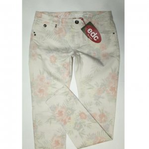 edc by Esprit Tube Jeans multicolored