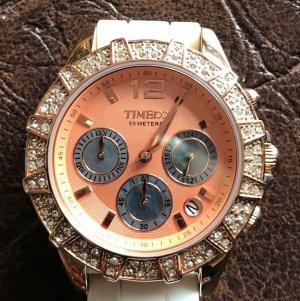 Sehr schöne Damenuhr Rosé/Gold, Time100, NP 99,-€