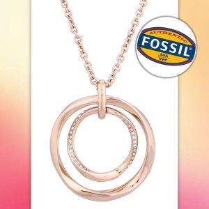 Sehr schöne & elegante - FOSSIL - Halskette
