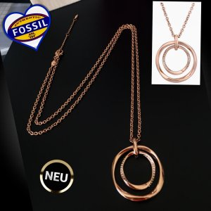 Sehr schöne - FoSSiL- Halskette NEU