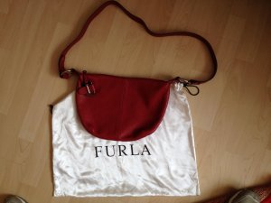 sehr schöne FURLA - Tasche in Rot