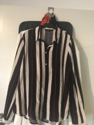 Sehr schöne gestreifte Bluse