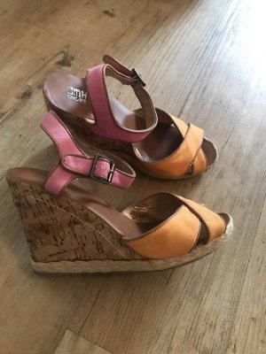 Sehr schöne,getragene, Sandale