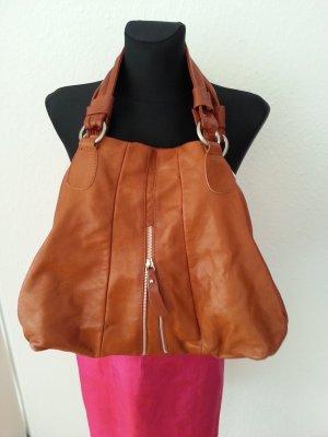 Sehr schöne Handtasche aus weichem Leder