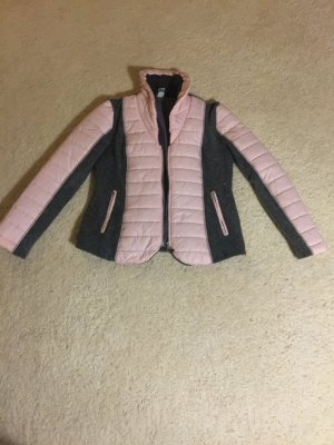 BC Fleece Jackets anthracite-rose-gold-coloured wool