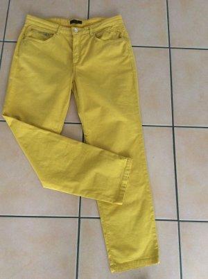 Sehr schöne Hose in einem satten gelb von der Marke 123 Paris