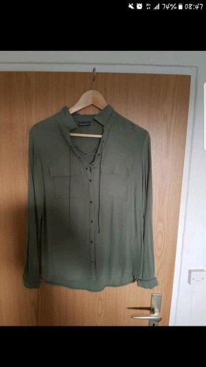 Sehr schöne khaki Bluse von Street One