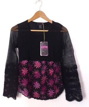 Sehr schöne Longsleeve Bluse von Custo Barcelona Größe /42/L