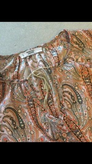 Sehr schöne Mango Bluse mit Details