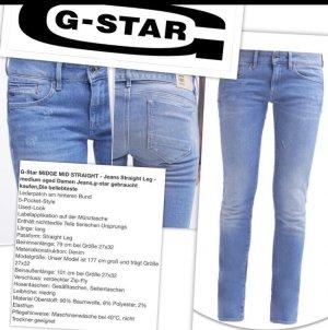Sehr schöne - neue - G -Star Jeans Gr . 28/32