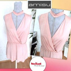 Sehr schöne neuwertige Amisu Bluse Gr .38