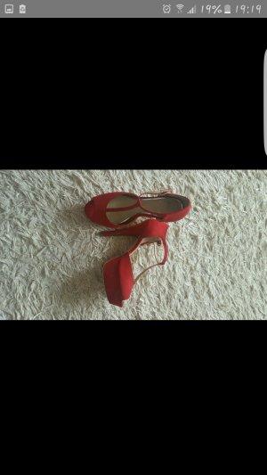 sehr schöne plateau Schuhen