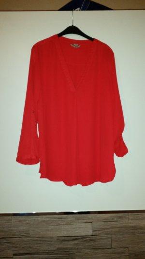 Sehr schöne, rote Bluse
