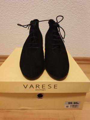 Varese Lace-up Pumps black