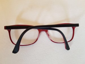 Michael Kors Glasses black-bordeaux