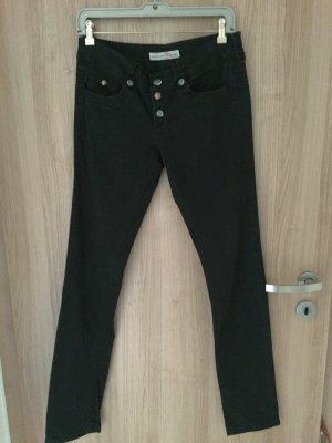 Sehr schöne schwarze Skinny fit Jeans von der Marke Tom Tailor Denim