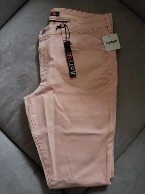 Sehr schöne Skinny Jeans von JustFab in Soft Pink - NEU!!!
