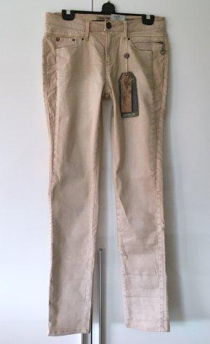 Sehr schöne Slim Fit Jeans in hellrosa von Garcia W28 L32 Neu mit Etikett
