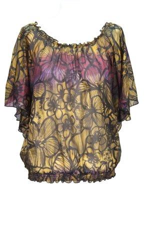 Sehr schöne sommerliche Bluse aus Seide von Wallis